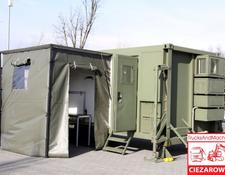 accommodation container ARMPOL / Military container body