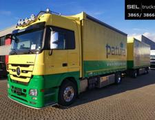 Mercedes-Benz Actros 1844 /Alu-Felgen /Retarder /with Trailer