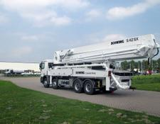 Schwing concrete pump S 42 SX - demo machine!