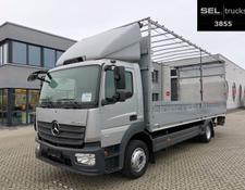 Mercedes-Benz Atego 1221 / Ladebordwand / German