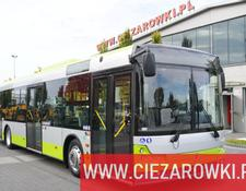 SOLBUS city bus Solcity 12 LNG , 26 + 1 seats , 80 persons , city bus , LIKE NEW