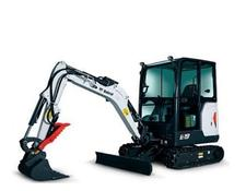 Bobcat mini excavator E19 Standard version