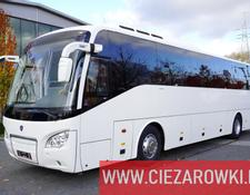 Scania coach bus HIGHER A30 , 270.000km , 51 seats , LIKE NEW , retarder , TV